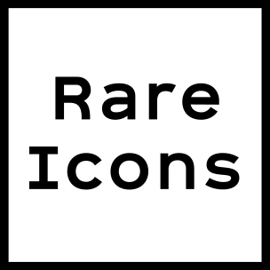 Rareicon_logo_square_black